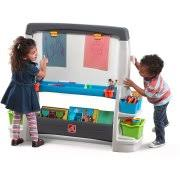 Step2 Creative Projects Table Kid Art Easels U0026 Stations Walmart Com