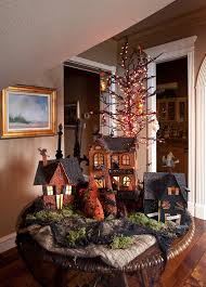 Decorated Homes For Halloween Awesome Halloween Town Halloween Decor Pinterest Halloween