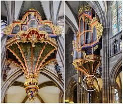 awe chitecture and ornamentation of cathedrals