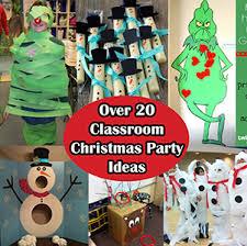 classroom christmas party ideas