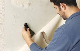 how to strip wallpaper this old house