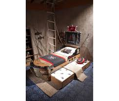 Pirate Ship Bedroom by Armada Pirate Ship Bed Mattress Included