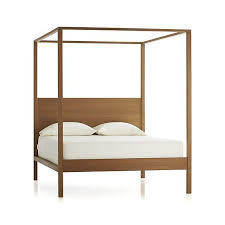 canvas 4 post bed