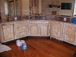 Kitchen Island And Breakfast Bar by Distressed Wood Kitchen Cabinets Kitchen Island With Breakfast Bar
