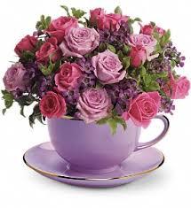 florist ocala fl teleflora s cup of roses bouquet in ocala fl bo florist