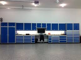 Garage Workbench And Cabinets Garage Designs