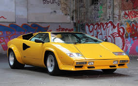 diamond lamborghini lamborghini countach driven as pretty as the picture