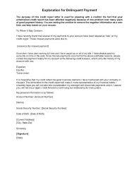 sample explanation letter explanation letter sample download free