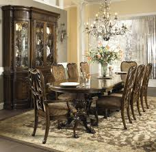 mahogany dining room sets interesting fine dining room tables