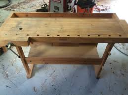 Woodworking Bench For Sale by Willow Wood Shop New Sjoberg Shop Workbench