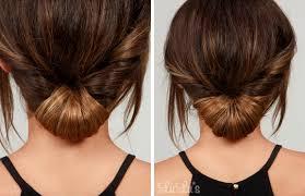 tutorial rambut wanita tutorial sederhana sanggul rambut style rambut
