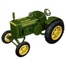 1928 deere model gp tractor ornament keepsake ornaments