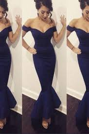 navy blue prom dress on luulla