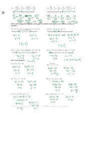 Linear Programming Word Problems Worksheet Advanced Algebra Ii Ms Leroy U0027s Math Website