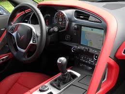 corvette stingray interior 2014 chevrolet corvette c7 stingray photo gallery cars photos
