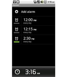 android alarm clock android alarm clock source code android development android forums