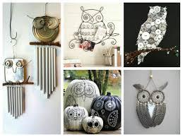 owl craft ideas diy owls decorations
