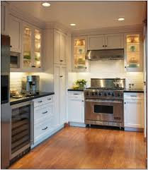 Inside Kitchen Cabinet Lighting by Kitchen Cabinet Lights Home Design Ideas And Pictures