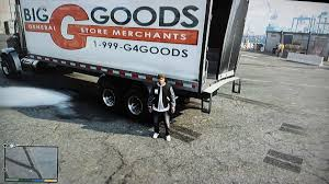 gta online cargo trucks storage guide how to store vehicles