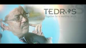 dr tedros adhanom ghebreyesus for who director general youtube