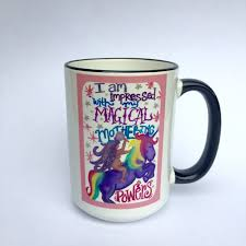 Extra Large Coffee Mugs by Extra Large Magical Mothering Rainbow Unicorn Coffee Mug Cup By