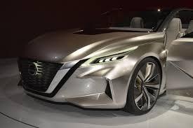 nissan supercar concept nissan vmotion 2 0 concept makes world debut myautoworld com