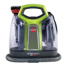 green upholstery cleaner bissell green proheat portable carpet and upholstery cleaner