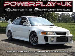 mitsubishi lancer evo 5 used 1998 mitsubishi evo iv vi for sale in north yorkshire