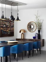 dining chairs houzz navy blue dining chairs houzz regarding chair design 5
