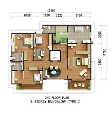 download floor plan for bungalow house zijiapin