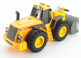 amazon com matchbox real action trucks front loader toys u0026 games
