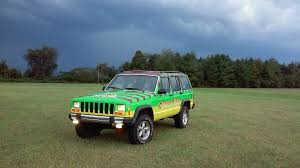 light green jeep cherokee jurassic park jeep cherokee album on imgur