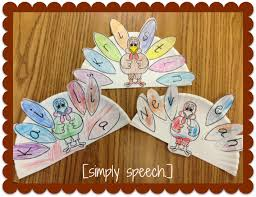 simply speech this week in speech thanksgiving edition