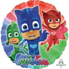 pj masks edible image cupcake toppers shorecakesupply etsy