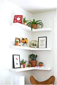 Home Depot Decorative Shelves Wall Ideas 9084804 White Wall Bracket Shelf Home Depot Corner