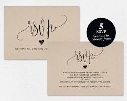 Sample Rsvp Cards Rsvp Free Template Free Wedding Invitation Templates Biziv