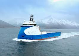 the motorship x bow psv delivered to ulstein subsidiary