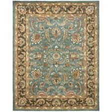 Blue Wool Rug 8x10 8 U0027 X 10 U0027 Wool Rugs You U0027ll Love Wayfair