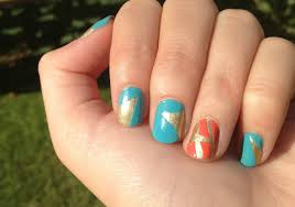 funky nail art without the fuss beauty u0026 fashion articles