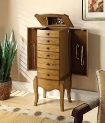 Kathy Ireland Armoire Kathy Ireland Salinas Jewelry Armoire Found At Jcpenney For