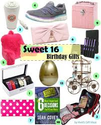 best 25 sweet 16 presents ideas on diy 16th birthday