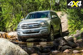 2016 Ford Everest 2017 Ford Everest Review