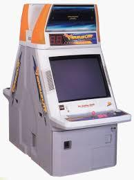 Sega Astro City Arcade Cabinet by New Versus City