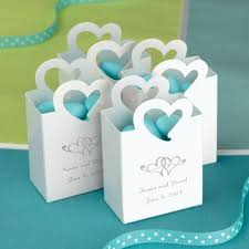 favor boxes for weddings mini tote wedding favor box with heart handle wedding favor boxes
