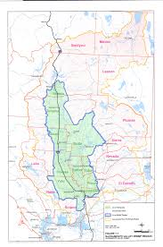 Oroville Ca Map Butte Sutter Basin Area Groundwater Users