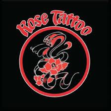 rose tattoo snake kids t shirt black