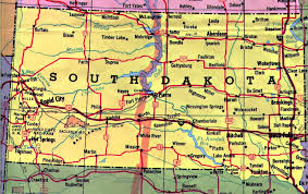 south dakota map with cities image result for http cftech com brainbank geography