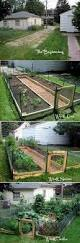 learn how to build a u shaped raised garden bed gardening