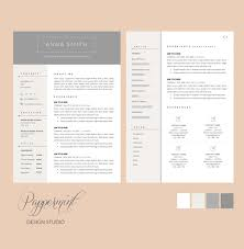 resume template with cover letter template for word instant