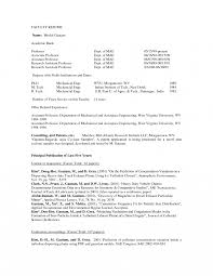 resume sle in pdf architect professor resume exles templates assistant professor